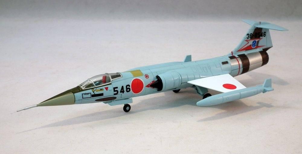 Japan Self Defense Force 1/100 Lockheed F-104 Starfighter Aircraft – KV38