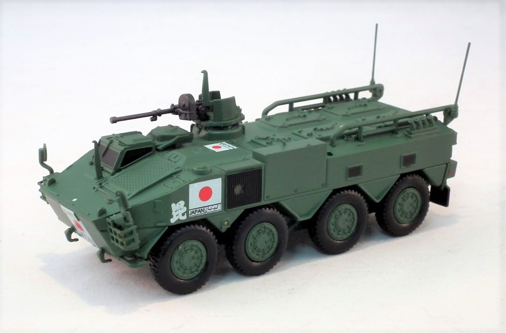 Japan Self Defense Force 1/72 Type 96 8 Wheeled Armoured Personnel Carrier – KV59