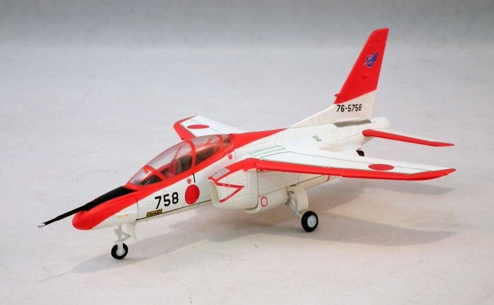 Japan Self Defense Force 1/100 Kawasaki T-4 Aircraft – KV64