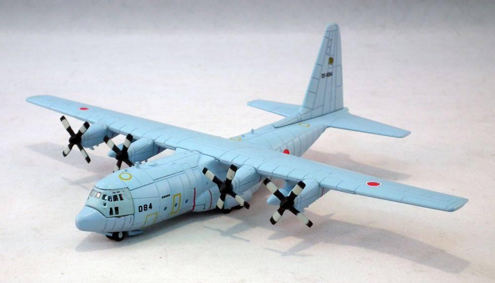 Japan Self Defense Force 1/250 C-130H Aircraft – KV37