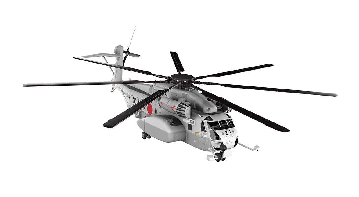 Panzerkampf 14040PC – 1/72 Sikorsky MH-53E Sea Dragon Helicopter – Japan Maritime Self Defence Force (JMSDF) (Special Pre-Order Price)
