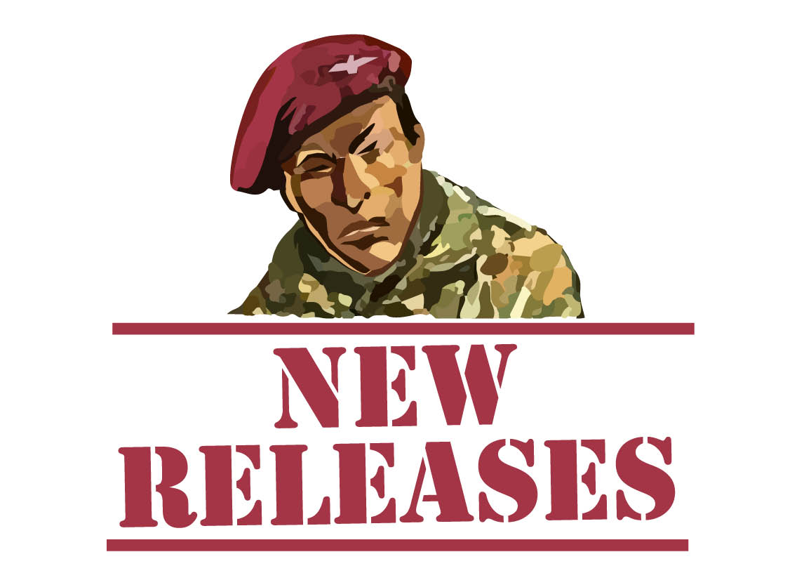 New Releases - In Stock